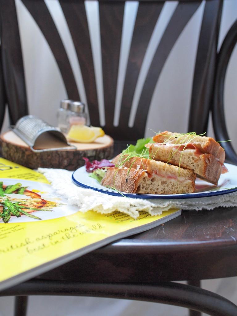 grilled sendwich