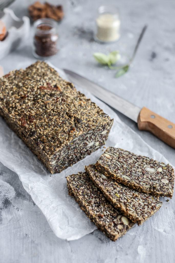 multi seeds bread