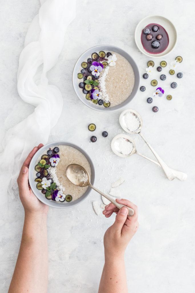 cococnut porridge