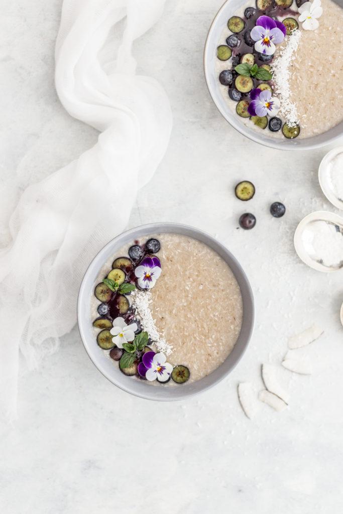 cocconut porridge