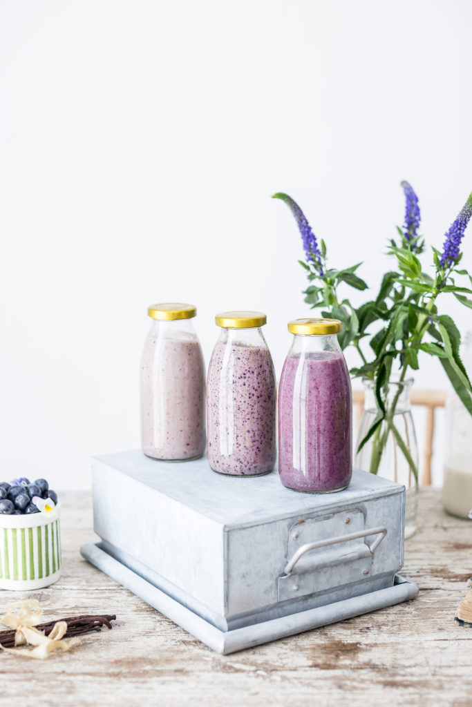 bluberry smoothies