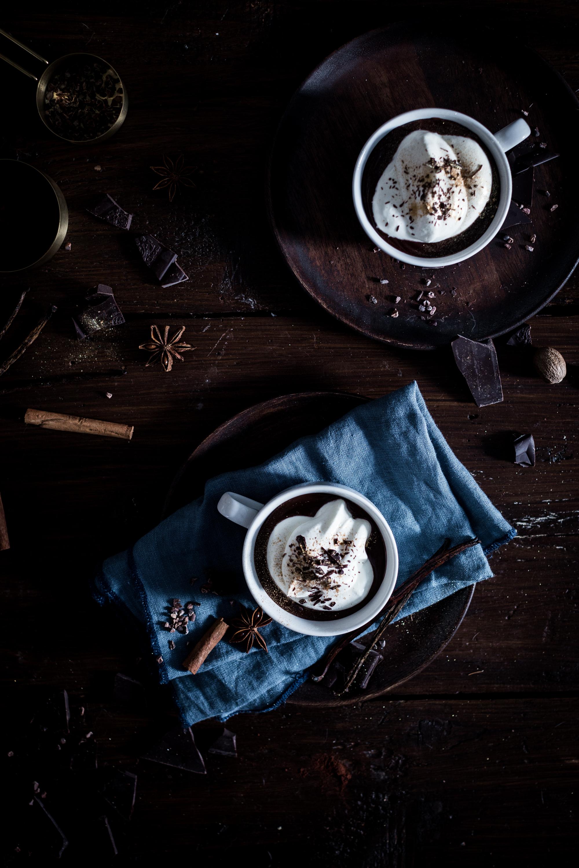 Domáca horúca čokoláda