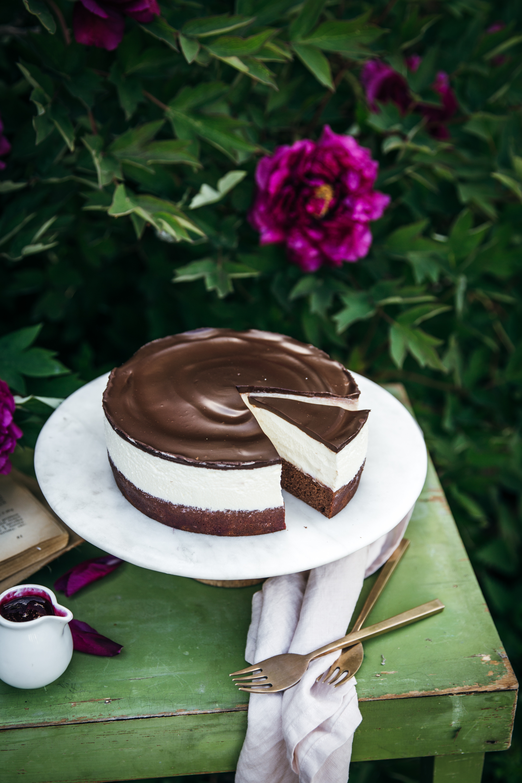 """Moja tvarohová torta """"míša"""""""